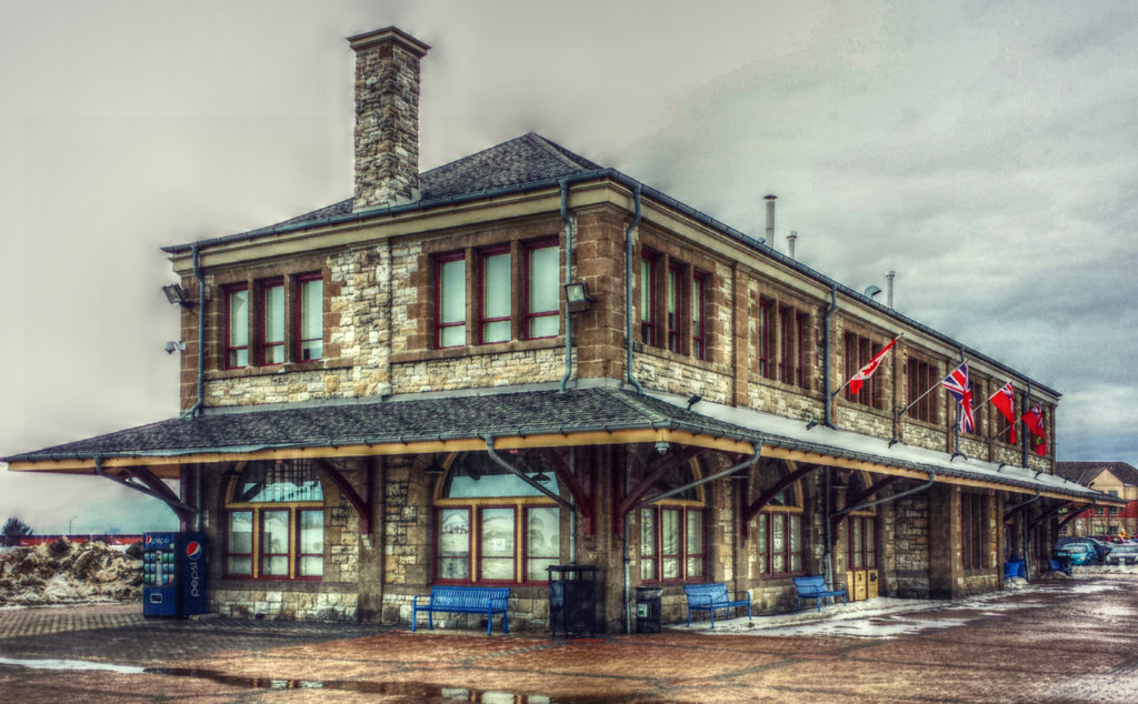Discovery North Bay Museum Northeastern Ontario Canada
