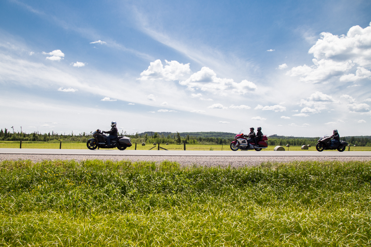The People Have Spoken! Top 5 Motorcycle Touring Routes