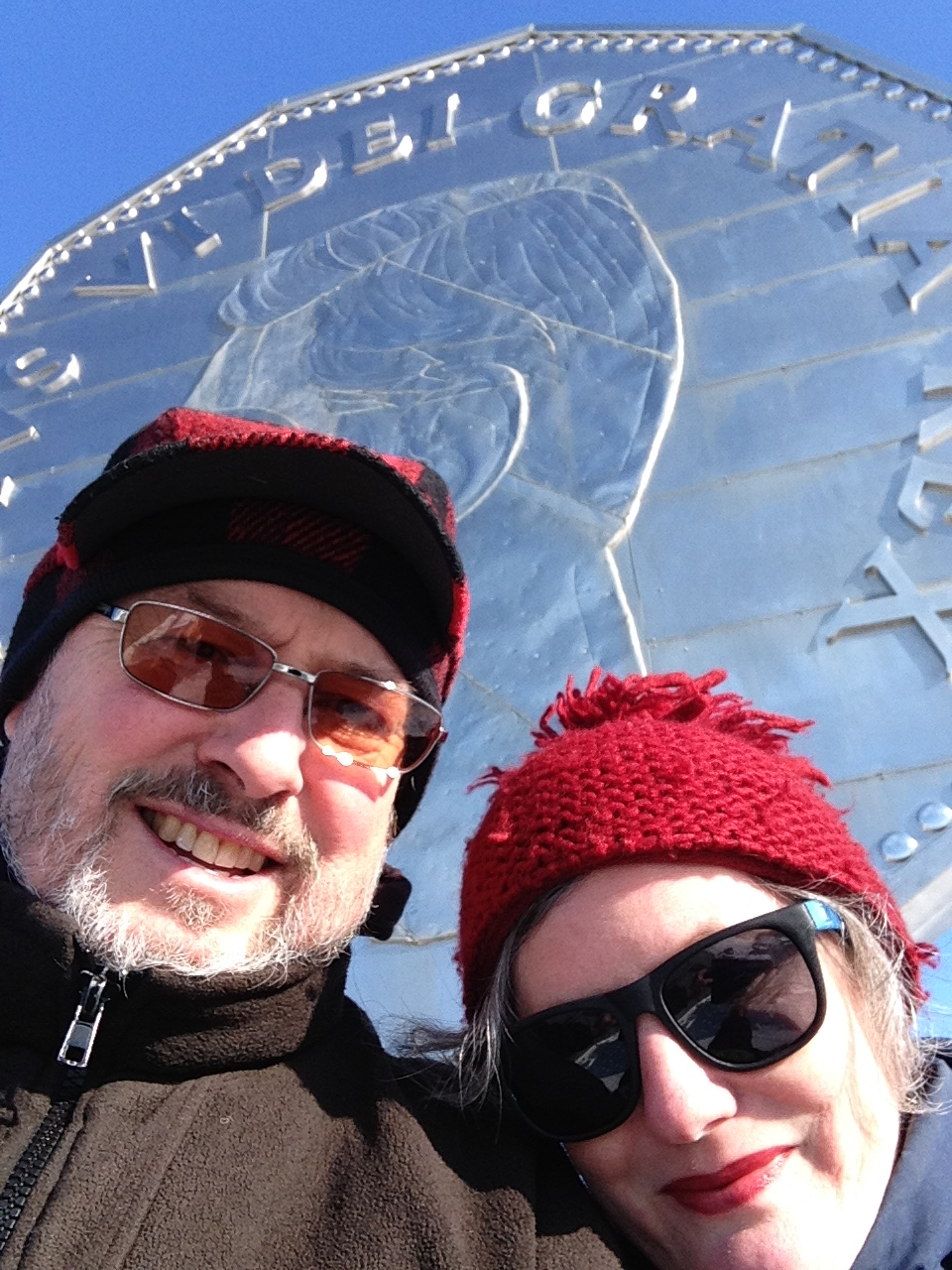 Big Nickel Selfie