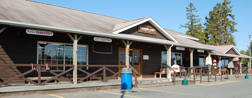 North Point Rv >> The French River Trading Post - A Northern Ontario Legacy ...