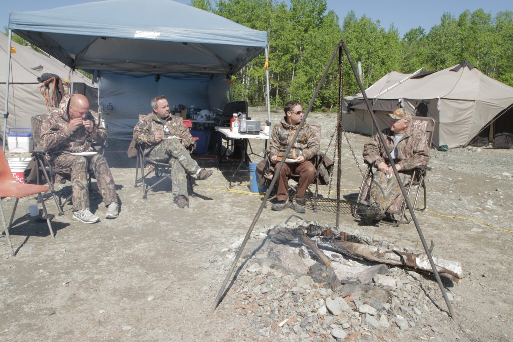 Saul Outfitters Camp
