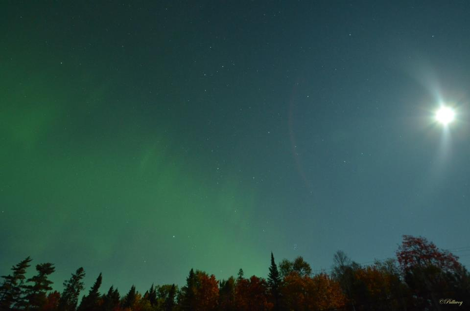 Manitoulin Island Northern Lights