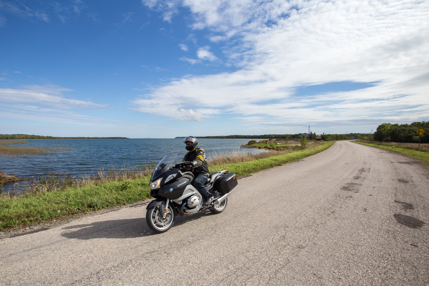 Weekend Touring – Toronto to Manitoulin Island and Back