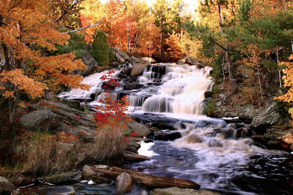 Fall Hikes: Duchesnay Falls & the Laurentian Escarpment