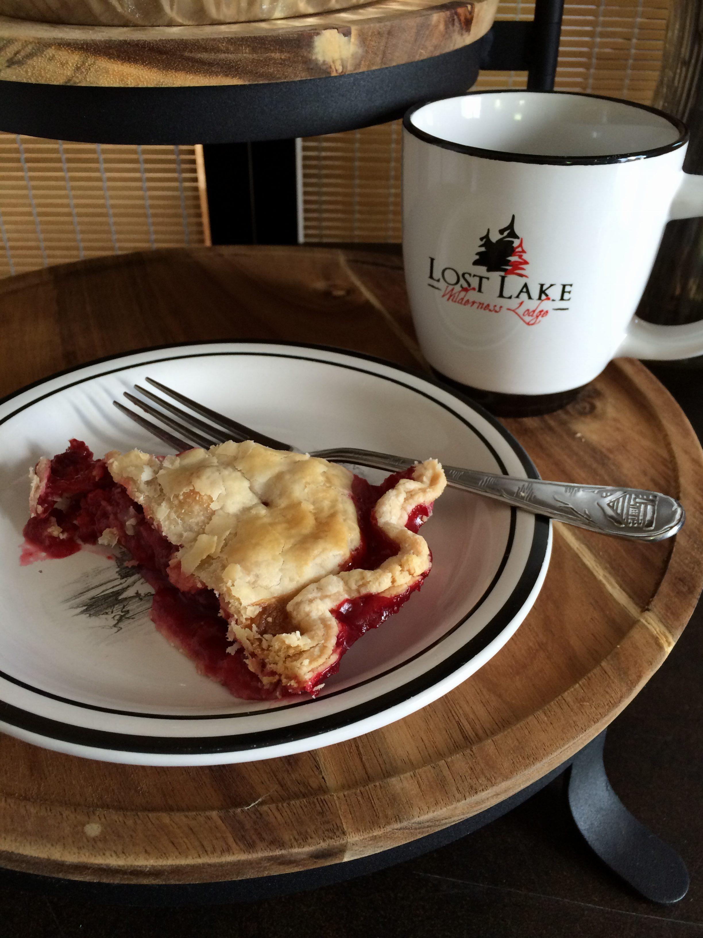 raspberry pie lost lake