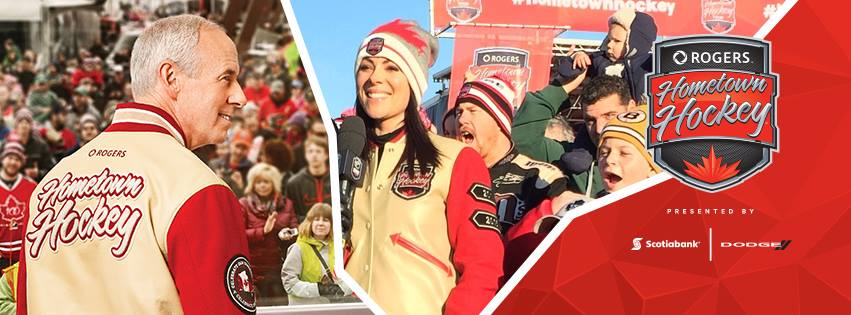 Rogers Hometown Hockey Tour Timmins