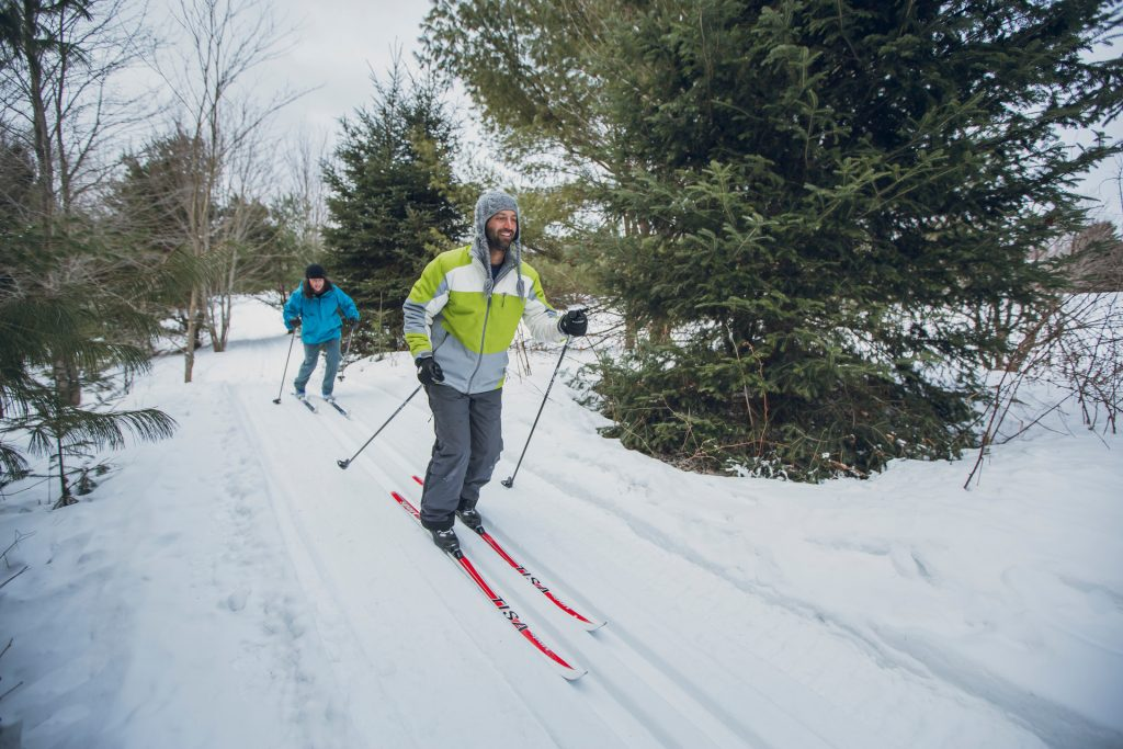 cross country skiing 101