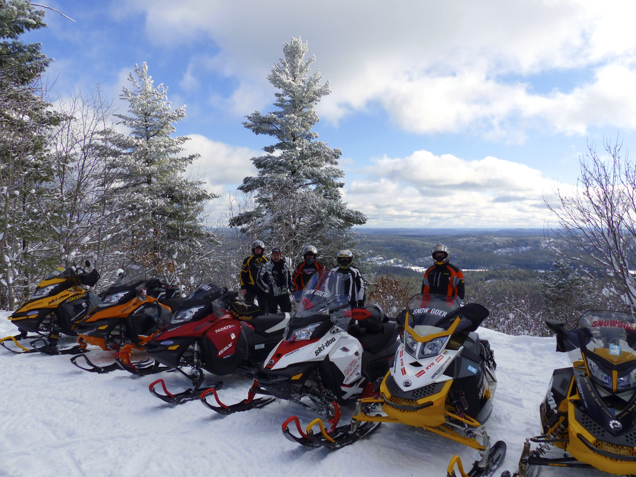Discover Super Sledding in the Greater Sudbury Region