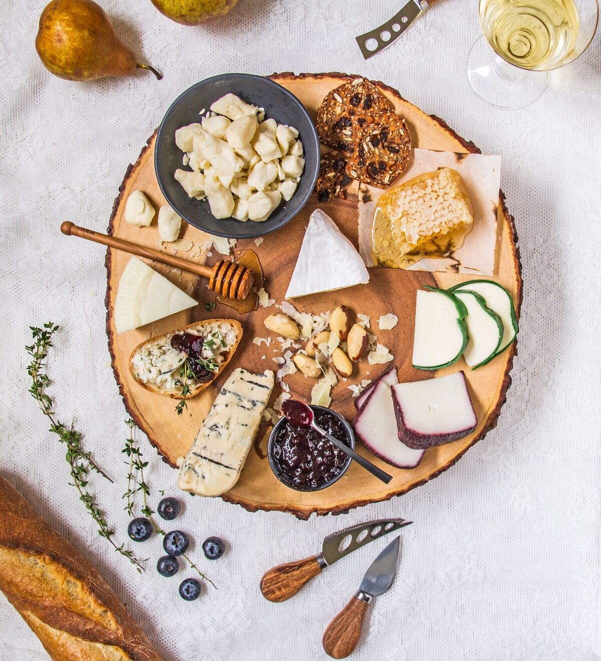 overview cheese board – maha