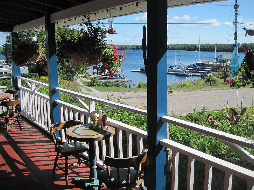 meldrum bay inn manitoulin island