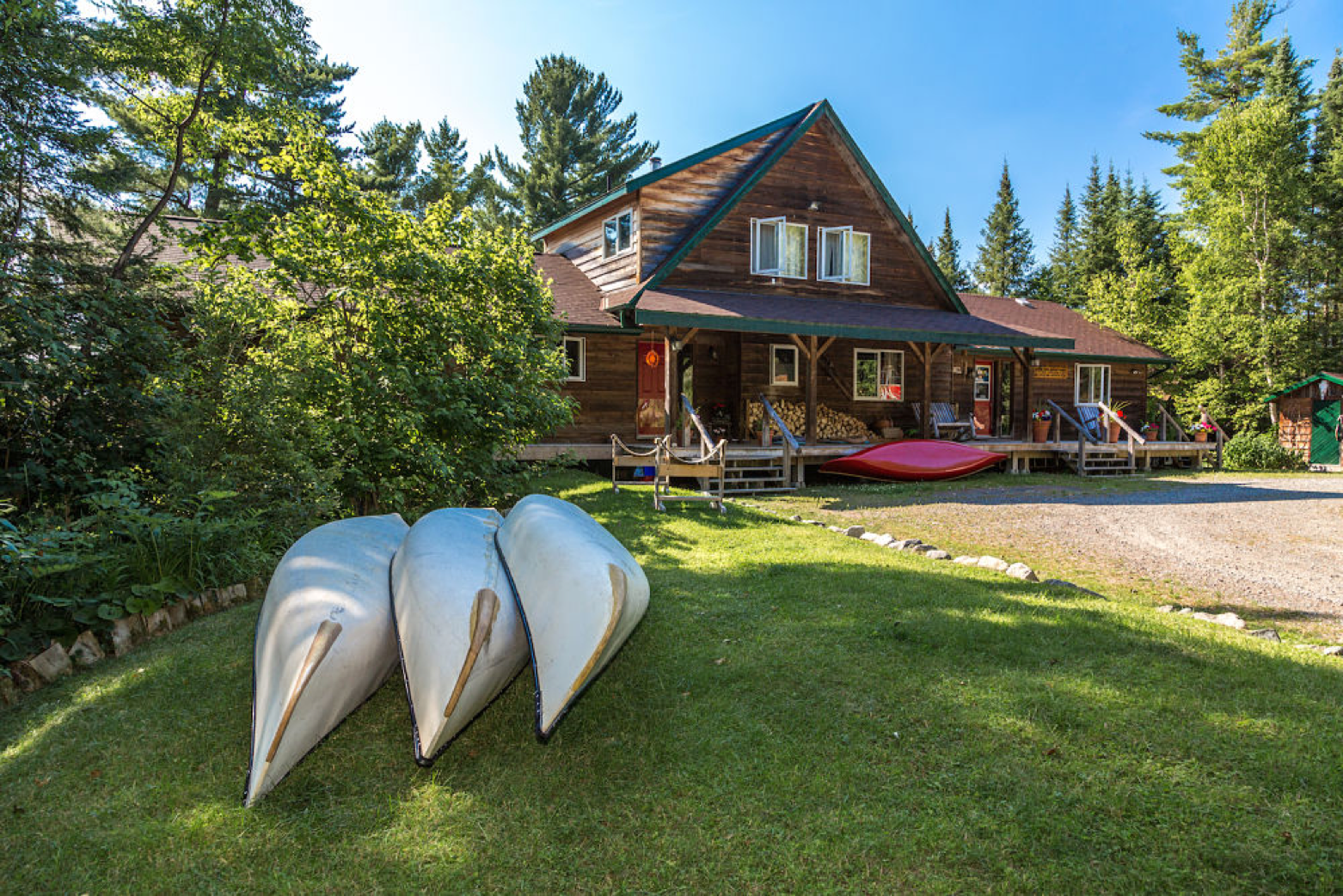 plan a temagami paddling trip smoothwater outfitters