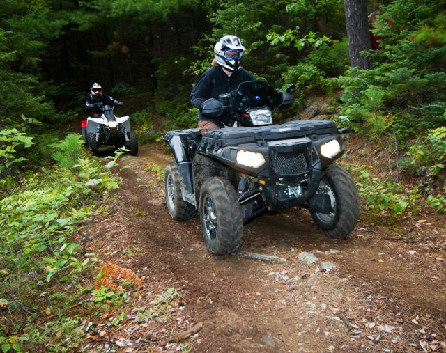 Atving Northeastern Ontario Canada Northeastern