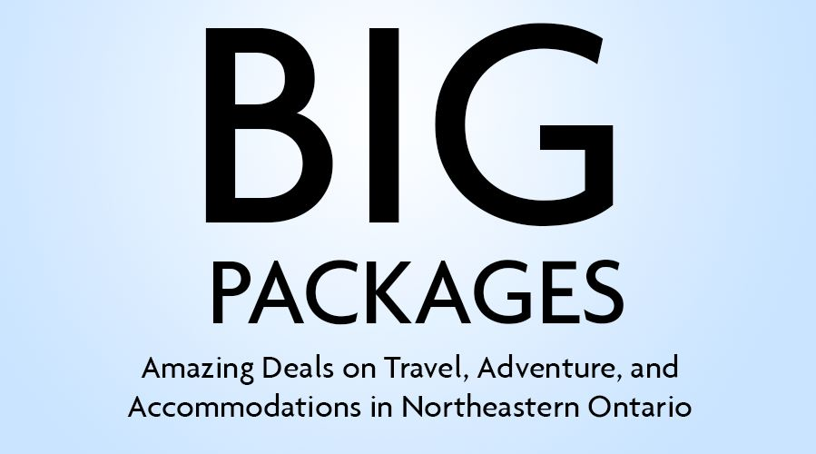 Big Packages banner