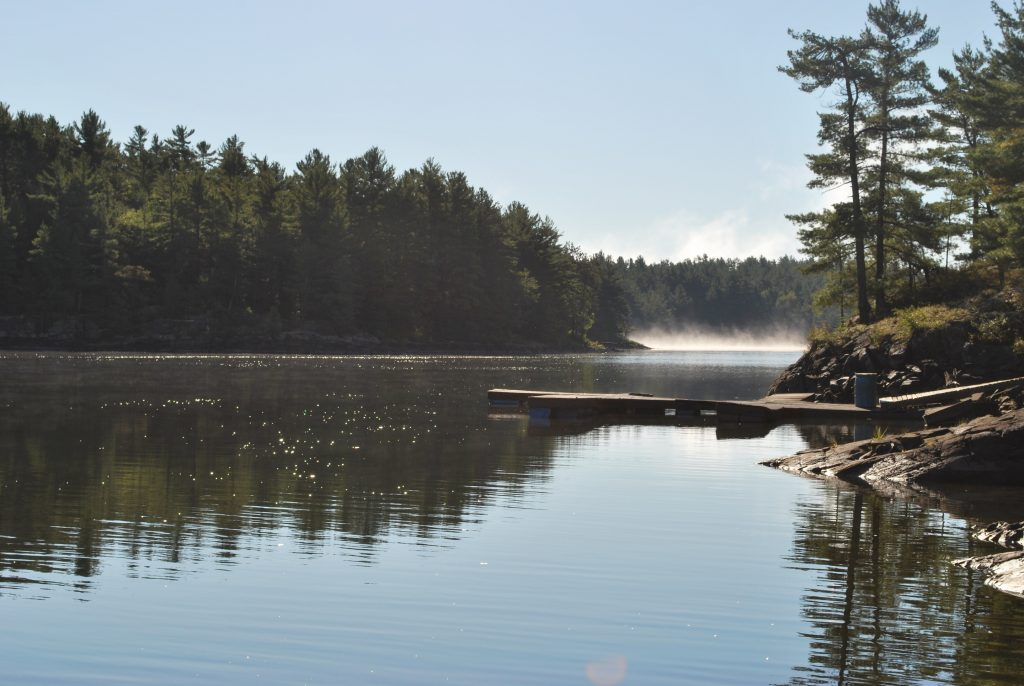 French River Northeastern Ontario Canada Northeastern