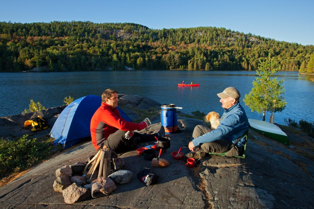 Killarney Provincial Park Complete Canoe Trip Outfitting
