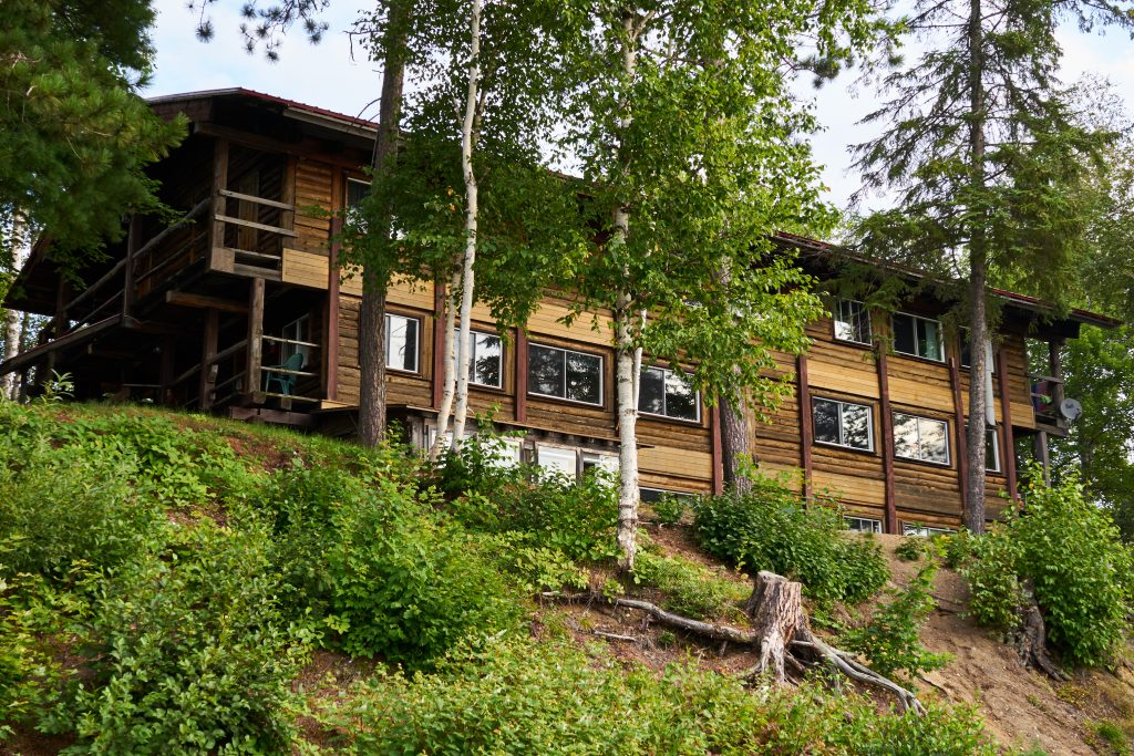 sportsman's lodge wilderness resort kukagami lake