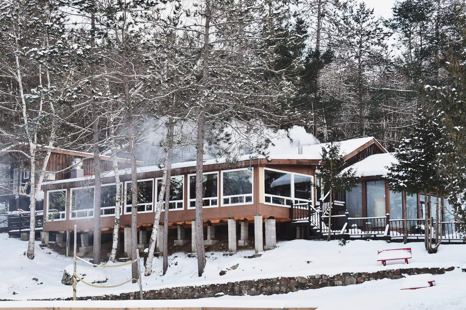 mattawa river resort winter