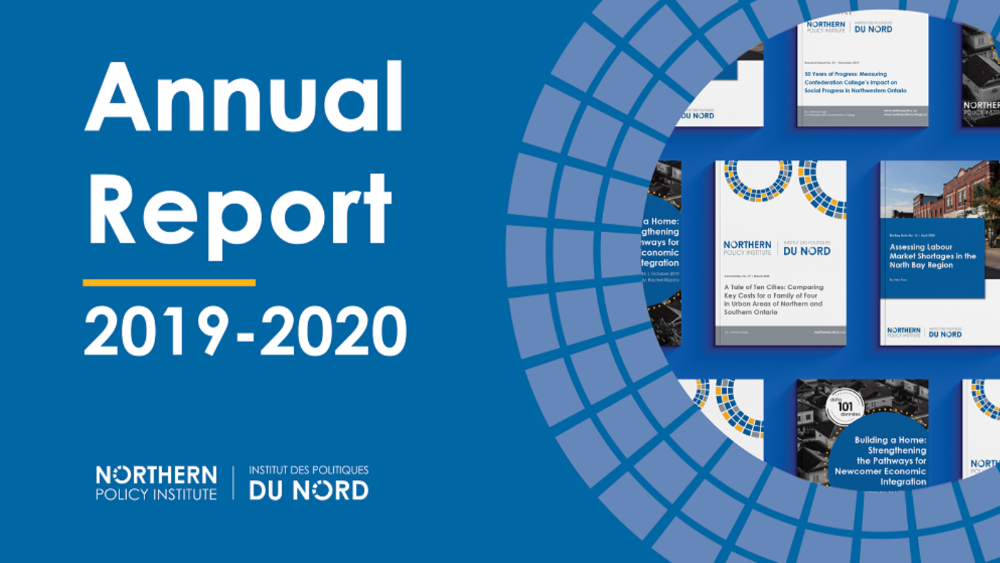Northern Policy Institute 2019-2020 annual report