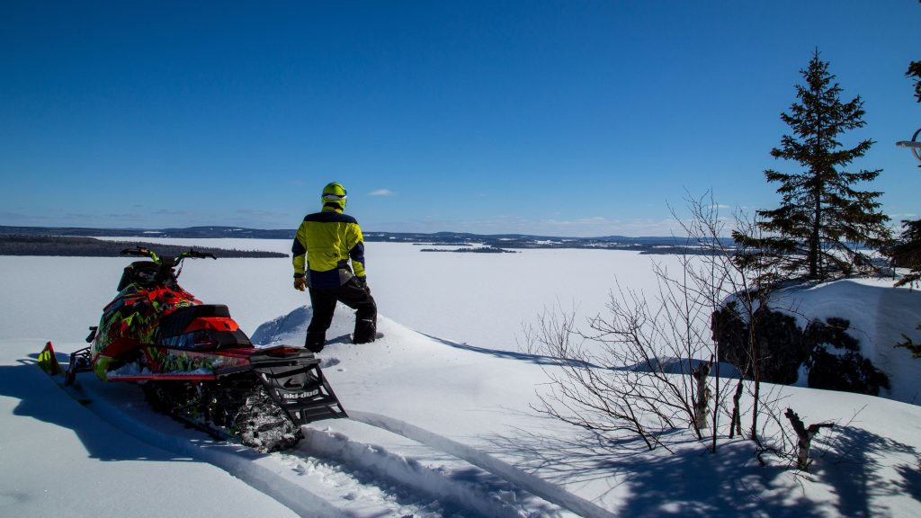 Winter is Coming: Focus on Snowmobiling
