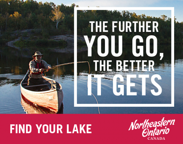 Fishing Northeastern Ontario NeONT - Find Your Lake