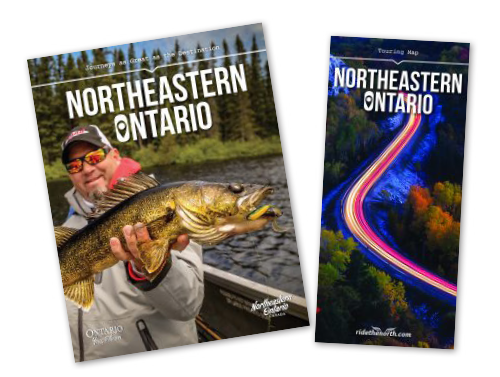 Northeastern Ontario Tourism Guides 2020